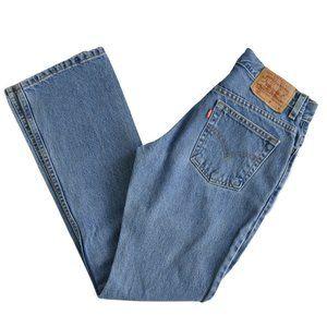 Vintage Y2K Levi's 505 Straight Leg Jeans